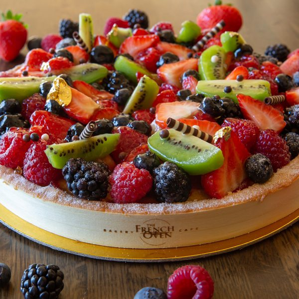 Mixed Fruit Tart